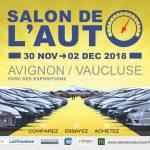 Salon de l'Auto Avignon Vaucluse 2018