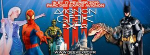 Avignon GEEK EXPO 2019